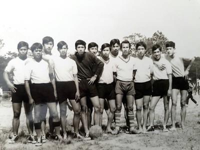 Đội bóng Văn Học, vô địch thành phố và tỉnh Lâm Đồng 1972-1973