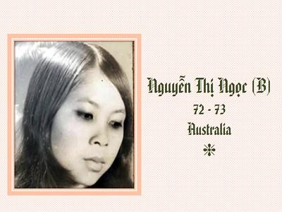 Nguyễn Thị Ngọc B