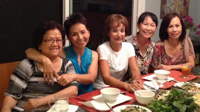 Kim Hiền, Trần Băng Thanh, Đỗ Mùi, Đặng Thị Cung, Minh Trang (SJ)