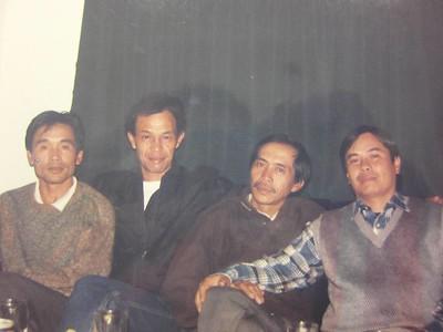 Hưng, Thắng, Vũ, Long