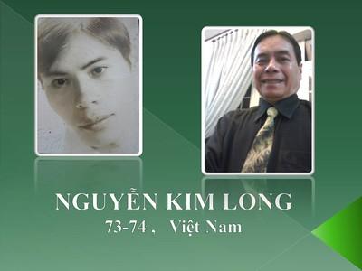 Nguyễn Kim Long