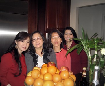 Nhất Anh, Mai Thu (Nhị Anh), Mai Ly(Tam Anh), Tứ Anh