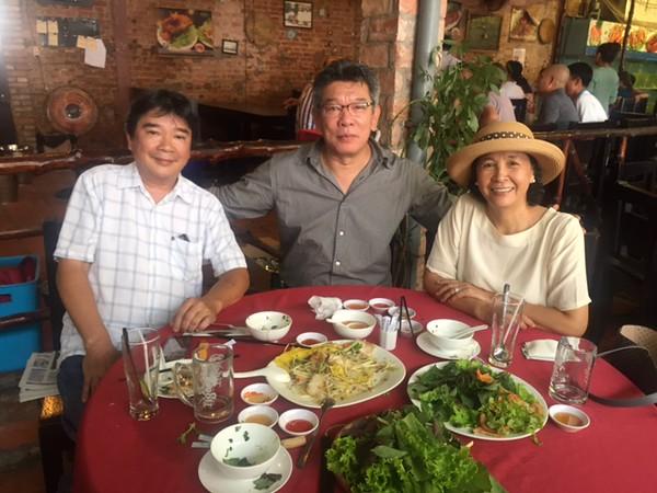 Vi Nhật Tảo, Nguyễn Phước Bửu Đàn,  Trần Mai Thanh