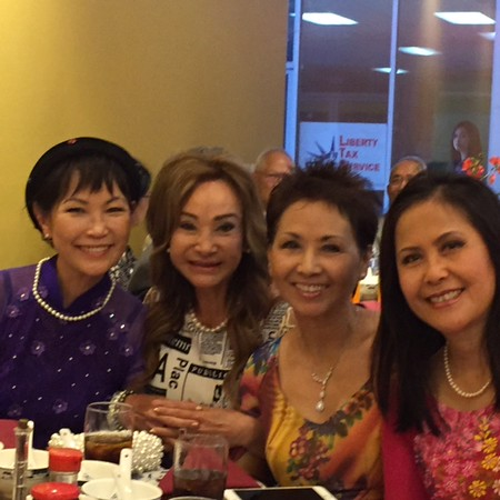 Đặng Thị Cung, Đỗ Mùi, Trần Băng Thanh, Sonia Thanh Thủy