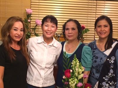 Đỗ Mùi, Đặng Thị Cung, Phan Kim Ánh Thu, Sonia Thanh Thủy