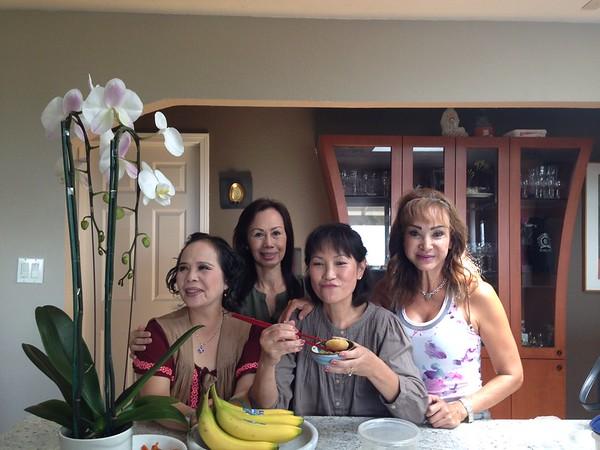 Ánh Thu, Minh Trang, Cung, Mùi
