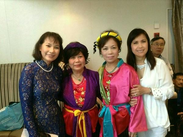 Đặng Thị Cung(1), Sonia Thanh Thủy(4)