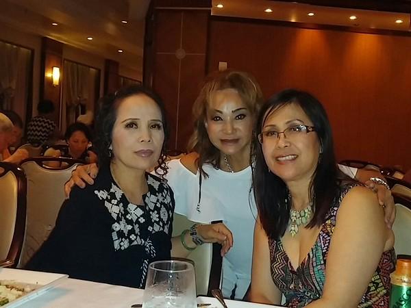 Phan Kim Ánh Thu, Đỗ Mùi, Sonia Thanh Thủy