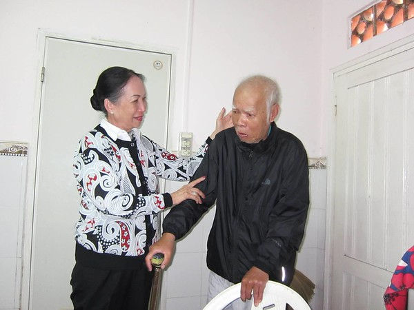 Cô Đặng Vũ Thu Cúc, Thầy Lưu Văn Nguyên
