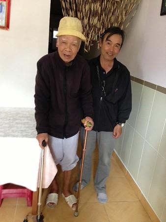 Thầy Nguyên và Võ Tấn Hưng