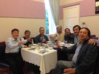 Phạm Minh Cường, Đặng Mậu Phước, Bùi Thanh, Trương Mùa, Trần Văn Đồng, Nguyễn Hùng, Đặng Phước Ngọc