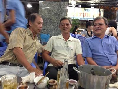 Văn Công Nam, Nguyễn Đình Tài, Nguyễn Thanh Dũng