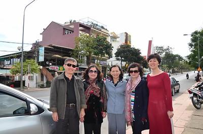 Phạm Minh Cường, Nguyễn Thị Dung, Đỗ Thị Thu, Trần Thu Cúc, Nguyễn Thị Thành