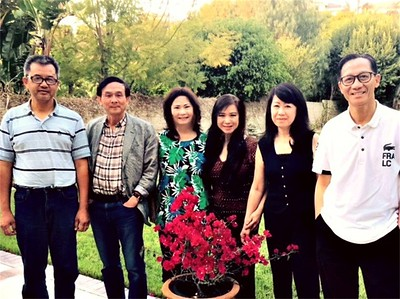 Nguyễn Hoàng Sơn, Hùng (NA), Trinh (NHS), Nhất Anh, Tuyết Phượng, Nguyễn Cao Bộ