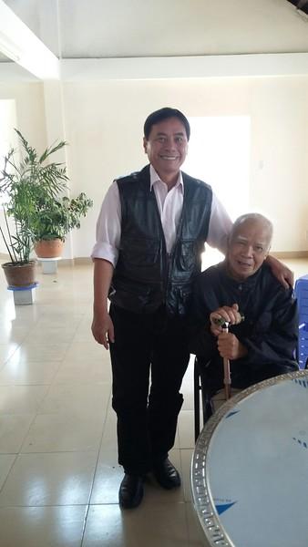 Nguyễn Kim Long, Thầy Nguyên