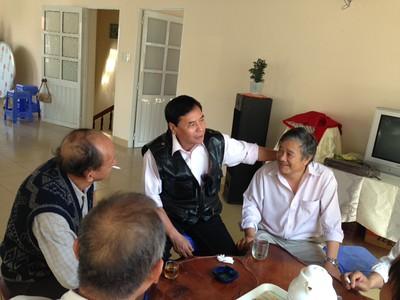 Thầy An, Nguyễn Kim Long, Đặng Mậu Phước