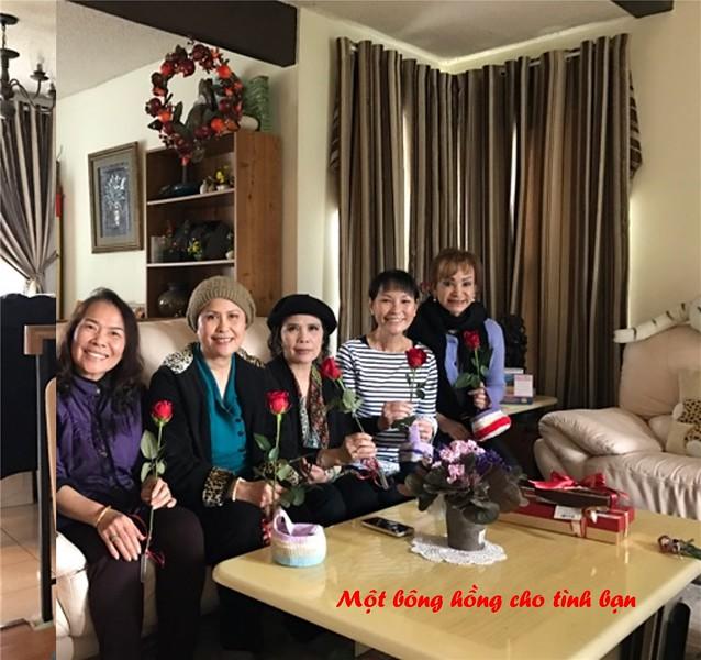 Chi,Sonia Thanh Thủy, Ánh Thu, Đặng Thị Cung, Đỗ Mùi