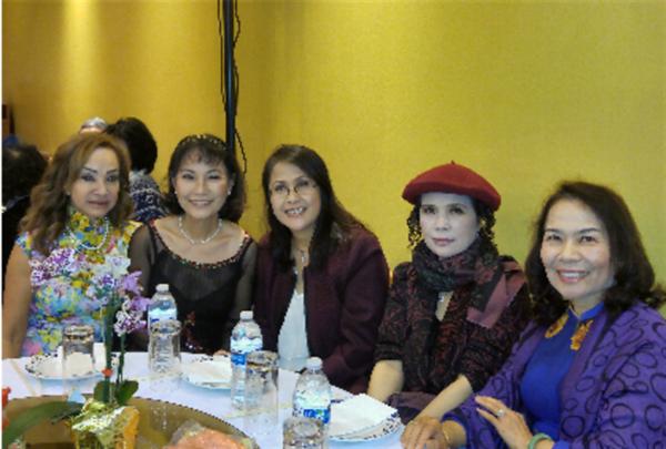 Đỗ Mùi, Đặng Thị Cung, Sonia Thanh Thủy, Phan Kim Ánh Thu