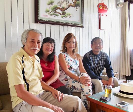 Nguyễn Hữu Tuấn, Nguyễn Thị Dung, Đỗ Mùi, Dũng