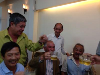 Trần Văn Đồng, Trần Kỷ Thu, Thầy Phạm Văn An, Trần Ngọc Tuấn