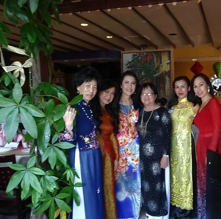 Thủy Yến, Nhất Anh, Sonia Thanh Thủy, Kim Hiền,  HMS, Minh Trang