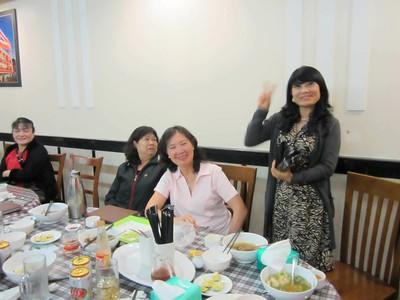 Thái Thị Hoàng, Phương Thanh, Ngọc Lan, Tống Thị Tín