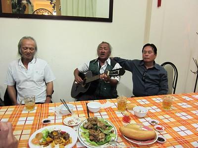 Trương Mùa, Trần Ngọc Tuấn, Nguyễn Kim Long