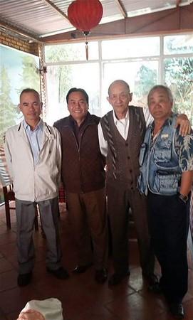 Bùi Thanh, Nguyễn Kim Long, Thầy Phạm Văn An, Trần Ngọc Tuấn