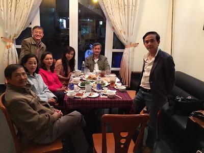 Trần Văn Đồng, Đỗ Thị Thu(3), Phạm Minh Cường, Nhất Anh,Nguyễn Hùng, Phan Đạm Hùng