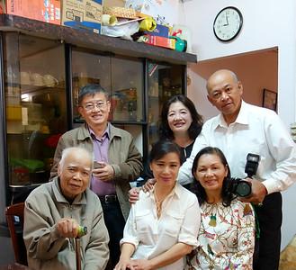 Thầy Lưu Văn Nguyên, Phạm Minh Cường, Nhất Anh, Nguyễn Thị Dung, Đỗ Thị Thu, Trần Ngọc Hiệp