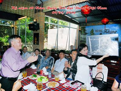 Phạm Minh Cường, Bùi Thanh, Phan Đạm Hùng, Trần Ngọc Tuấn, Ngô Văn Thuỷ, Nhất Anh