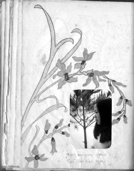 38 hình - Lưu Bút Đặng Thị Cung -11A (72-73)