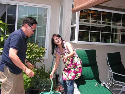 Nguyễn Đình Hùng, Sonia Thanh Thuỷ
