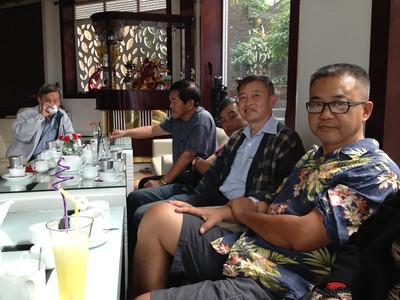 Nguyễn Hùng, Nguyễn Văn Thuận, Vũ Tấn Hưng, Phạm Minh Cường, Nguyễn Hoàng Sơn