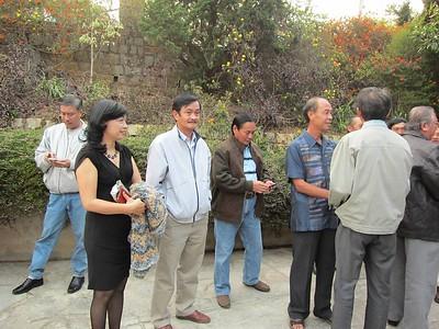 Trang (Tài), Nguyễn Hùng, Nguyễn Kim Long, Khiếu Thắng