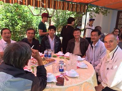 Trần Văn Đồng, Võ Tấn Hưng, Ngô Văn Thủy, Phạm Minh Cường, Nguyễn Hùng, Bùi Thanhng,