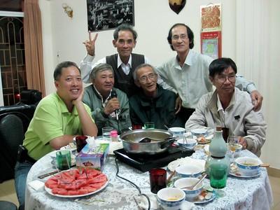 Nam Hùng, Phước Bê, Vui, Thắng,  VănThanh