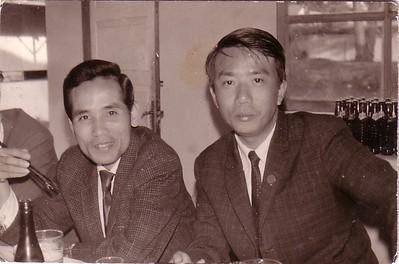 Thầy Phạm Kế Viêm, Thầy Hoàng Trọng Hàn