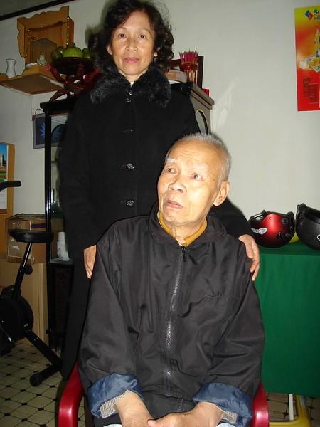 Nguyễn Thị Quang, Thầy Nguyên