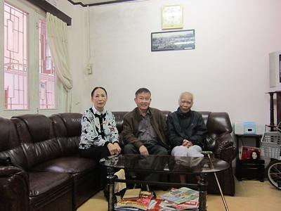 Cô Đặng Vũ Thu Cúc, Phạm Minh Cường, Thầy Nguyên