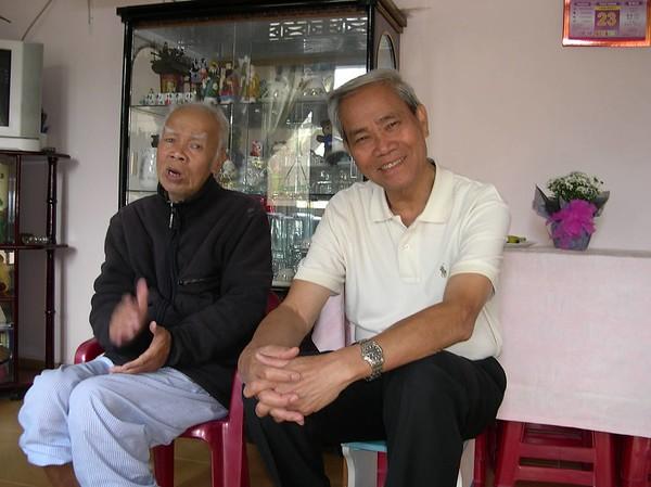 Thầy Lưu Văn Nguyên, Thầy Hoàng Khôi