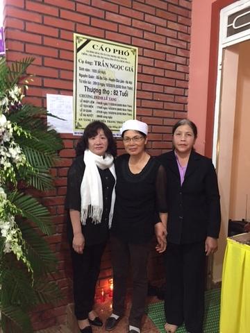 Nguyễn Thị Dung, Trần Thị Bảo, Vy Thị Lương