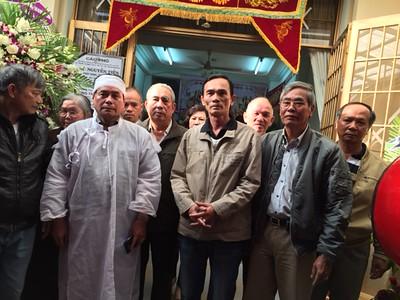 Đặng Mậu Phước, Nguyễn Kim Long,  Hồ Oanh, Trần Bá,Nguyễn Đắc Hớn