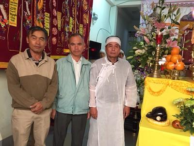 Võ Tấn Hưng, Bùi Thanh, Nguyễn Kim Long