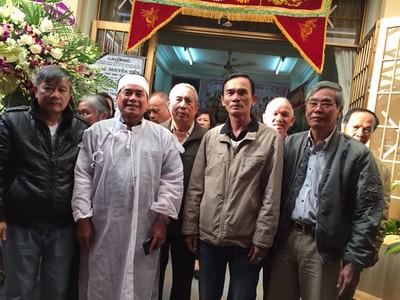 Đặng Mậu Phước, Nguyễn Kim Long,  Hồ Oanh, Trần Bá