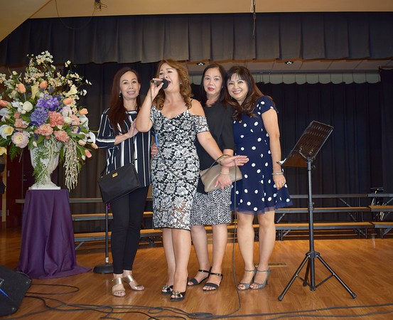 Minh Trang SJ, Kim, Nguyệt Nga, Ngọc Quỳnh