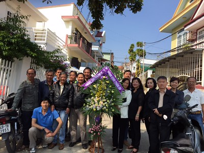 Thân phụ Nguyễn Hoàng Sơn