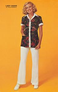 Lady Diane nurses uniforms by Barco