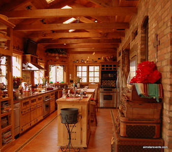 Main Kitchen - Ranch House