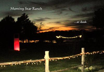 Morning Star at Dusk is breathtaking.